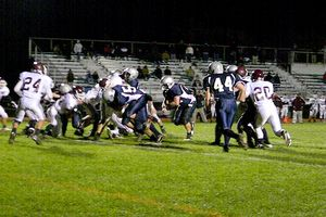 Plymouth North vs. Falmouth 